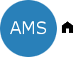 AMS Logo and home link